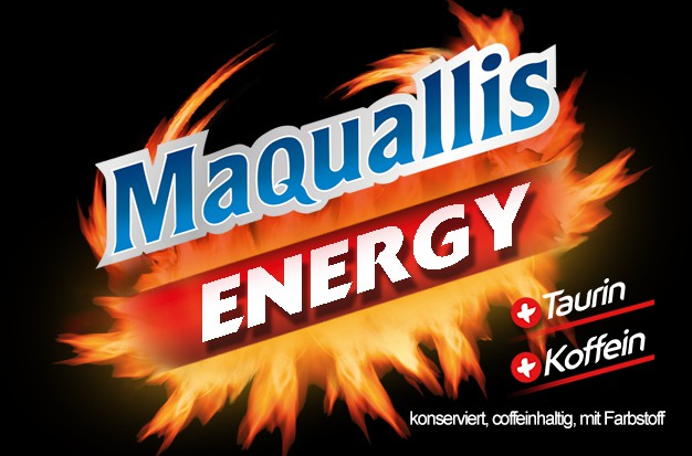 Maquallis Energy Premix