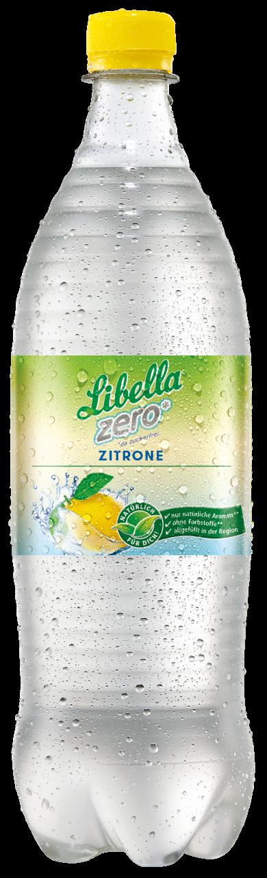 Libella Zero Zitrone PET 1,0l