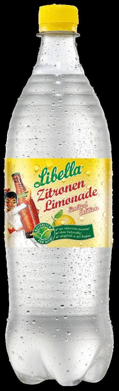 Libella Zitronen Limonade PET 1,0l