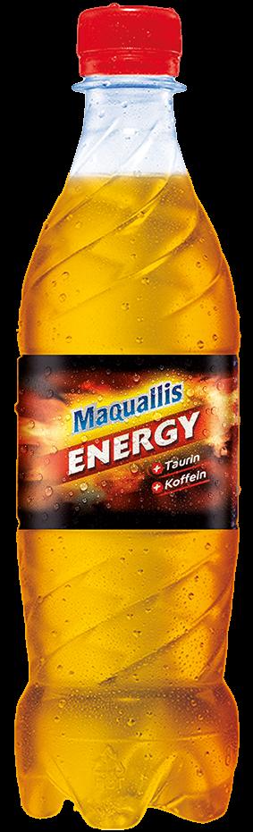 Maquallis Energy PET 0,5l