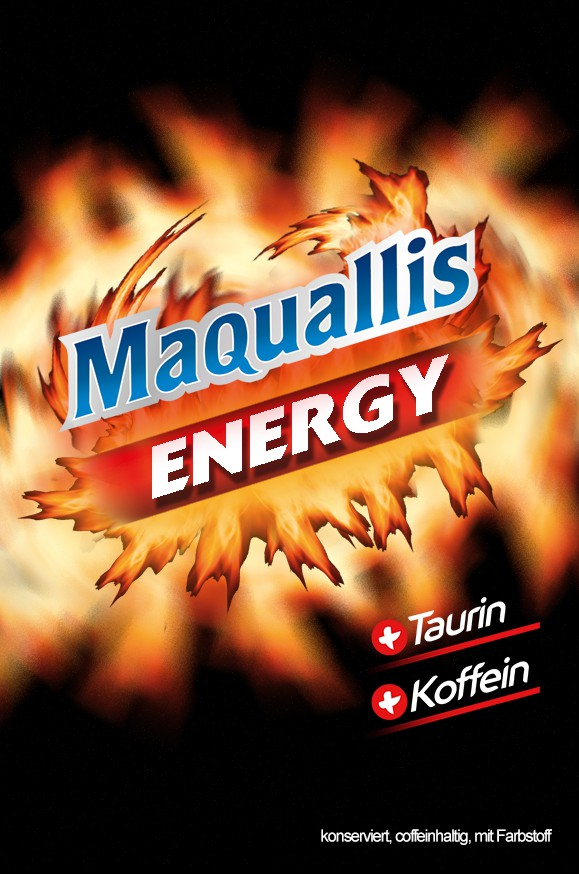 Maquallis Energy Bag in Box Postmix