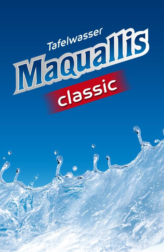 Maquallis Tafelwasser classic Bag in Box Postmix