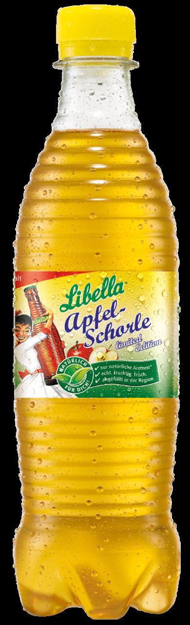 Libella Apfelschorle PET 0,5l