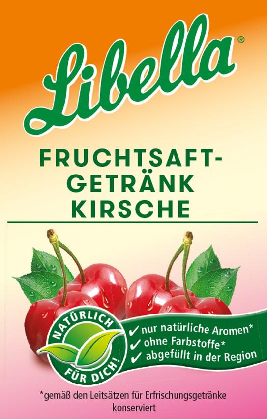 Libella Fruchtsaftgetränk Kirsche Bag in Box Postmix