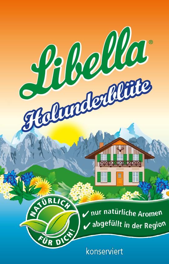Libella Holunderblüte Bag in Box Postmix