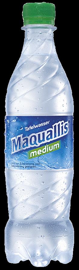 Maquallis Medium PET 0,5l